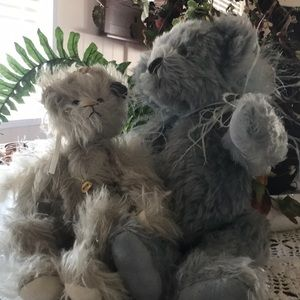 Two Annette Funicello Bears